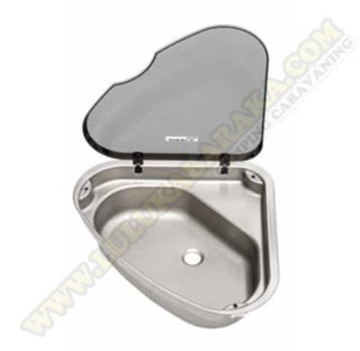 Fregadero Sink Basic 33 R triangular