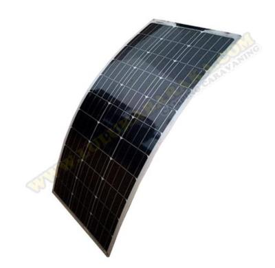 Panel Solar flexible 100W mono ECO