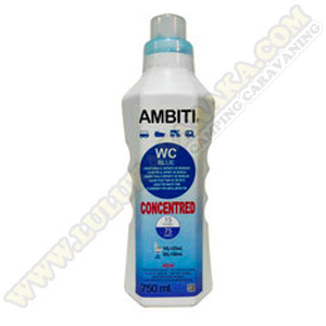 Ambiti Blue concentrado 15 dosis (750 ml)