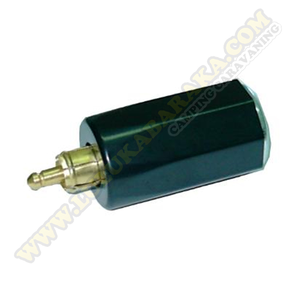 Adaptador de DIN a mechero normal 12V