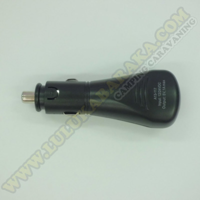 Conector Mechero a USB 1amp