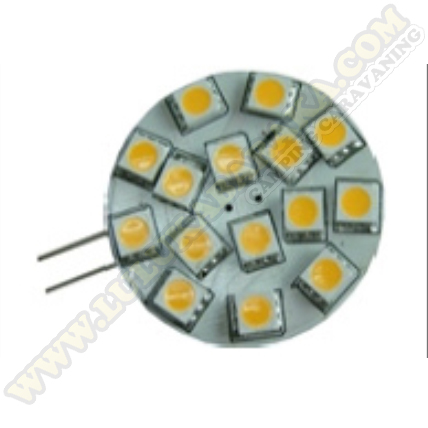 Led G4 15SMD WD SP