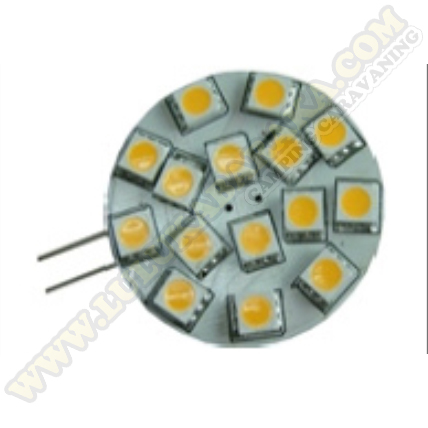 Led G4 15SMD WW SP