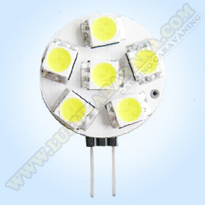Led G4 6SMD WW SP