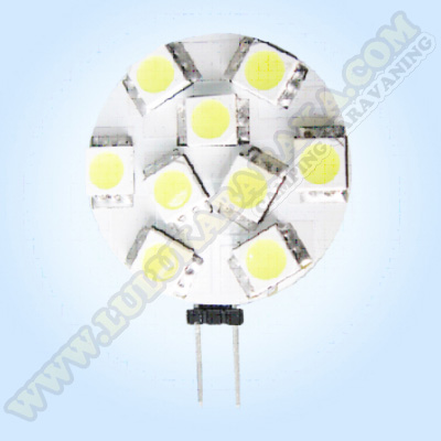 Led G4 9SMD WD SP