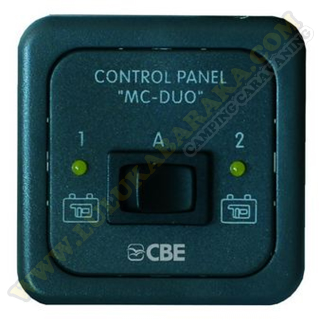 Panel control Duo Battery