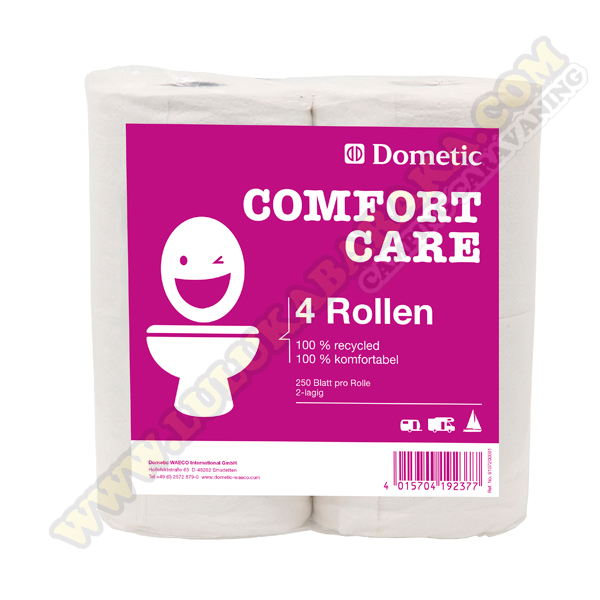 Papel Higiénico Comfort Care Dometic