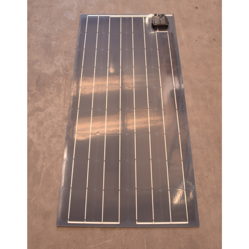 Panel Solar flexible 100W monocristalino (RASTRO)