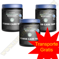Power Care Tabs pastillas 3x2